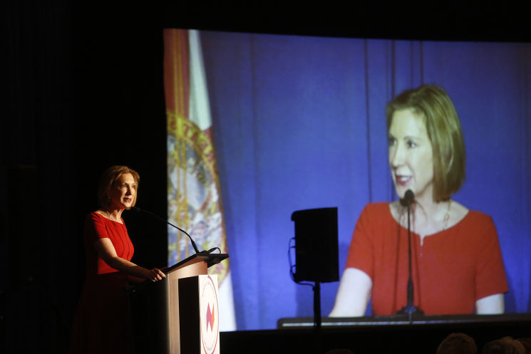 Women's Conference of Florida, Carly Fiorina