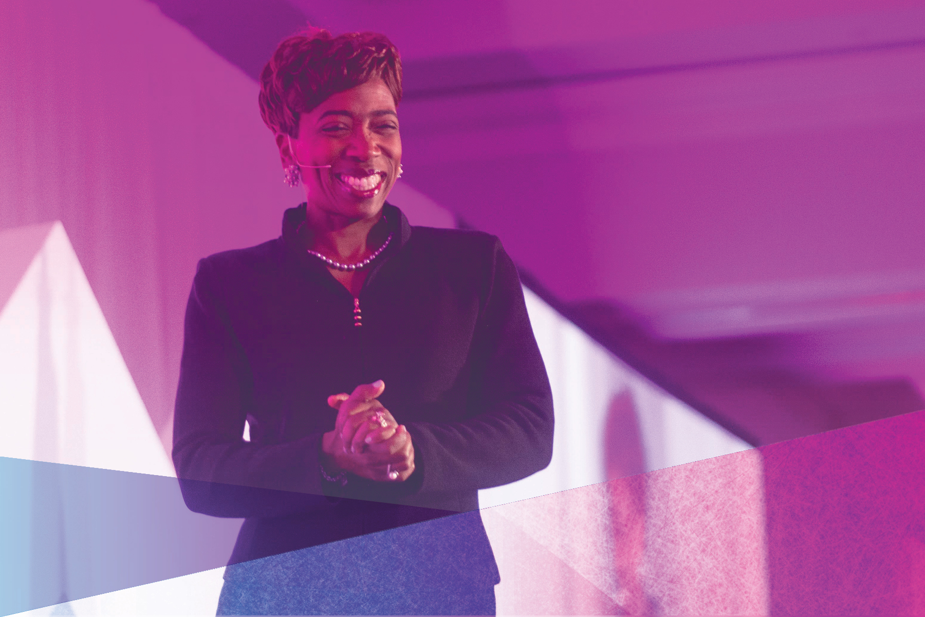 Carla Harris Luncheon Keynote at the 2018 Women's Conference of Florida