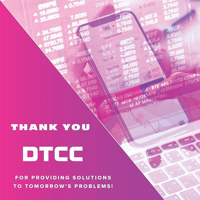 Thank you DTCC for providing solutions to tomorrow's problems. #SponsorSpotlight #WCofFL2019