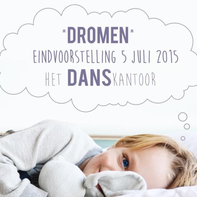 'Dromen' eindvoorstelling van Het Danskantoor