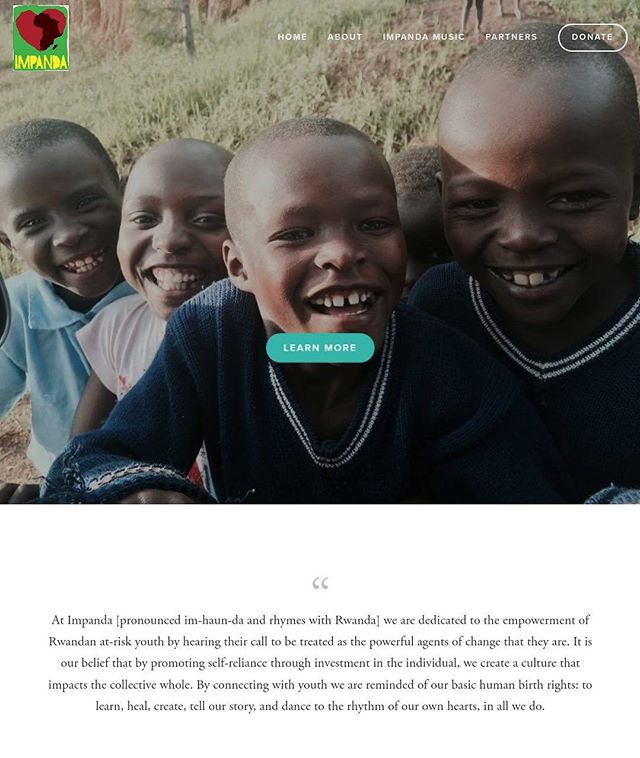 We've been making some alterations to our website, including adding some new photos, and we would love for you to take a look. Go to www.impandarwanda.org to see some of what we've been up to.  #winwin #impandarwanda #youthoutreach #spreadtheword
