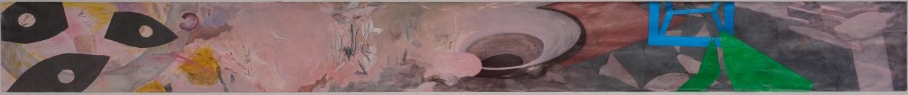 Departure(Pink Painting)