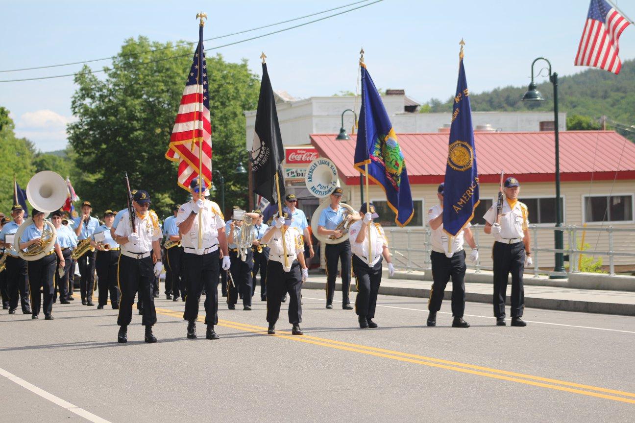 Brattleboro Am Legion Band + Color Guard.jpg