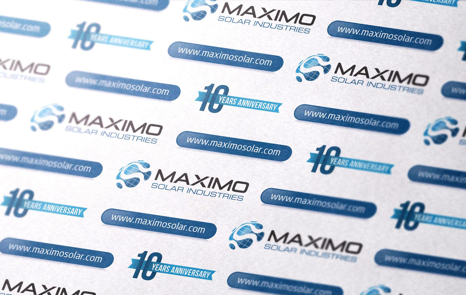 maximo solar industries - usa