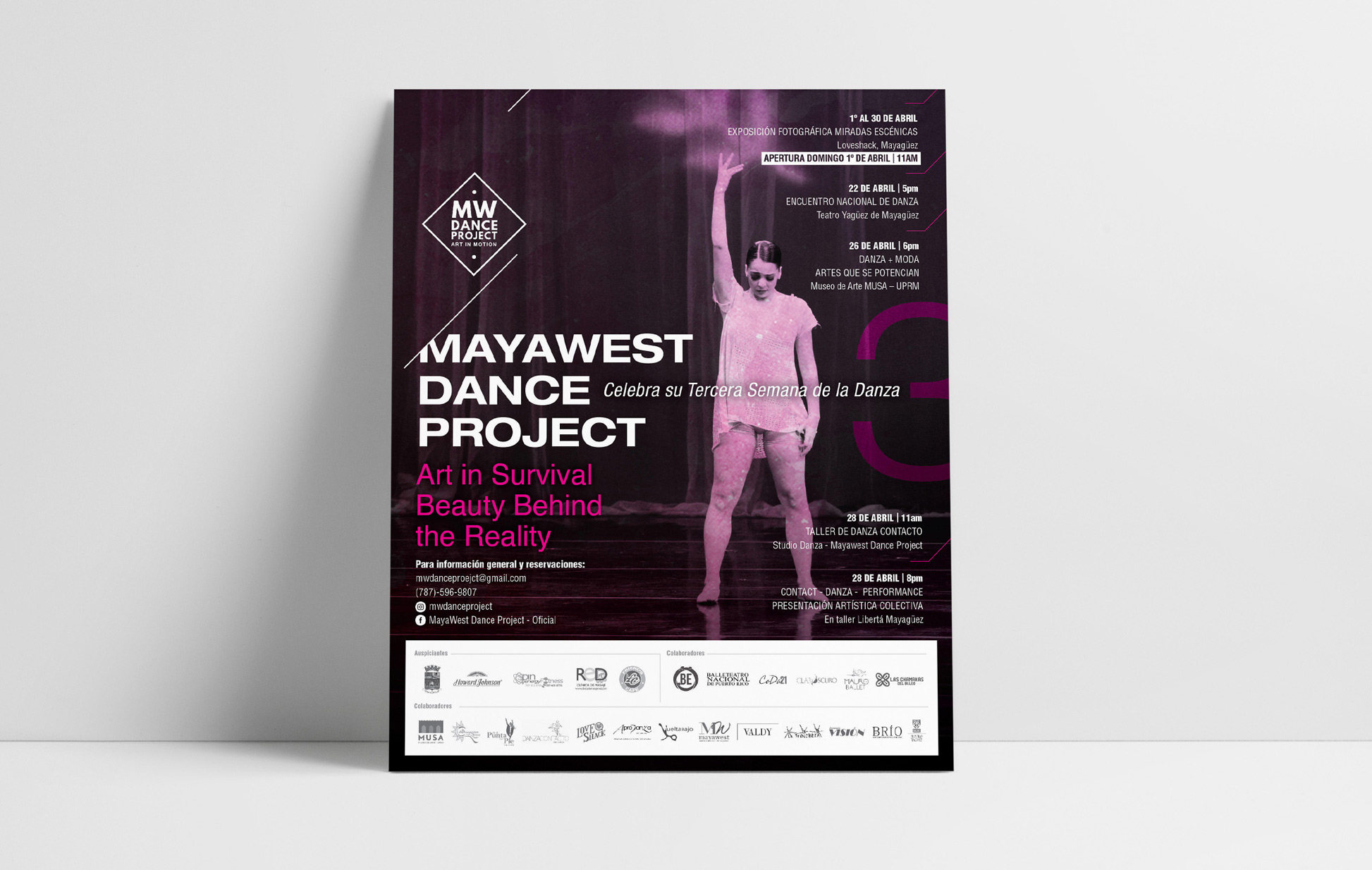 mayawest dance proyect