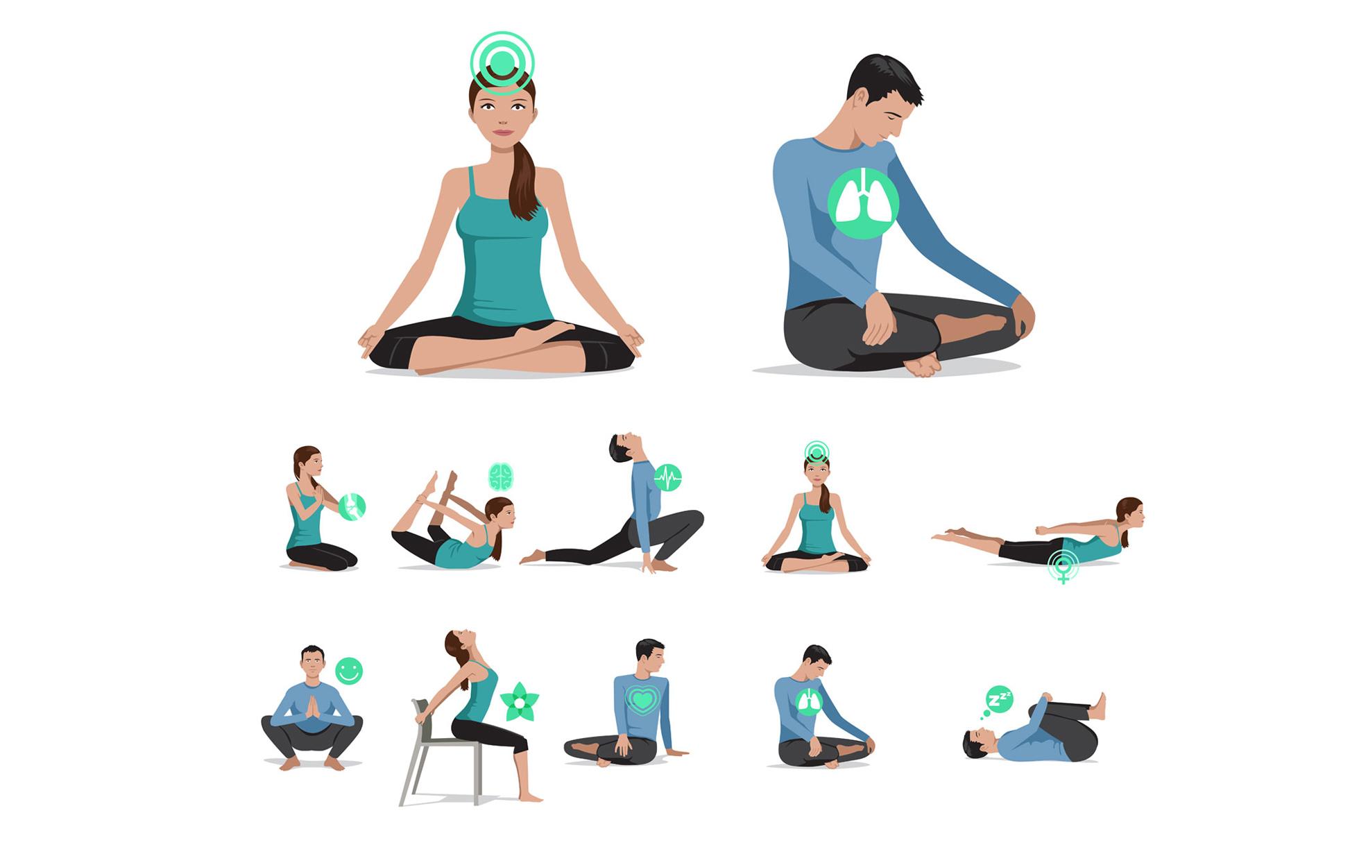 dmujer yoga