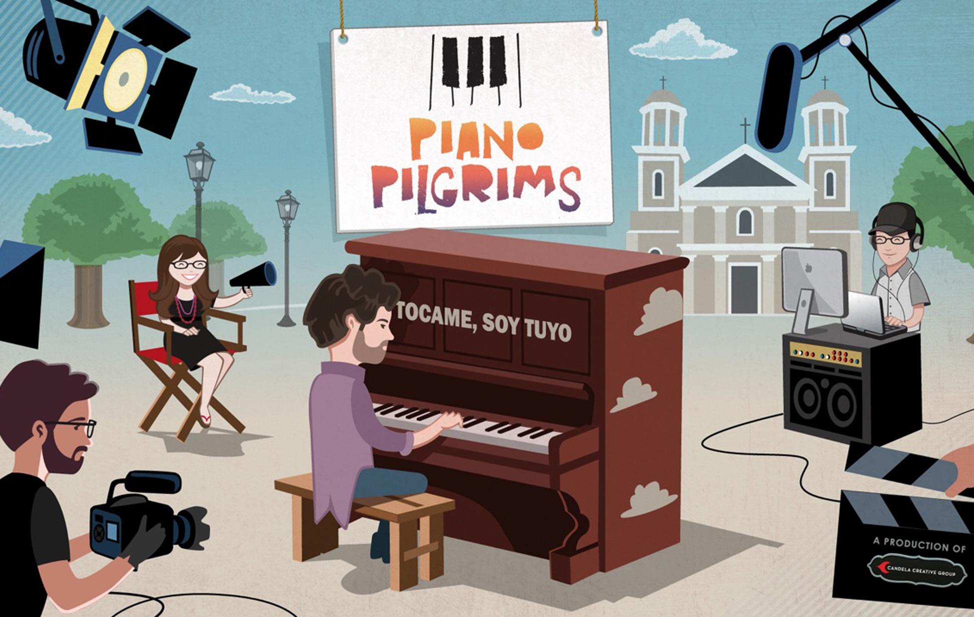 piano pilgrims
