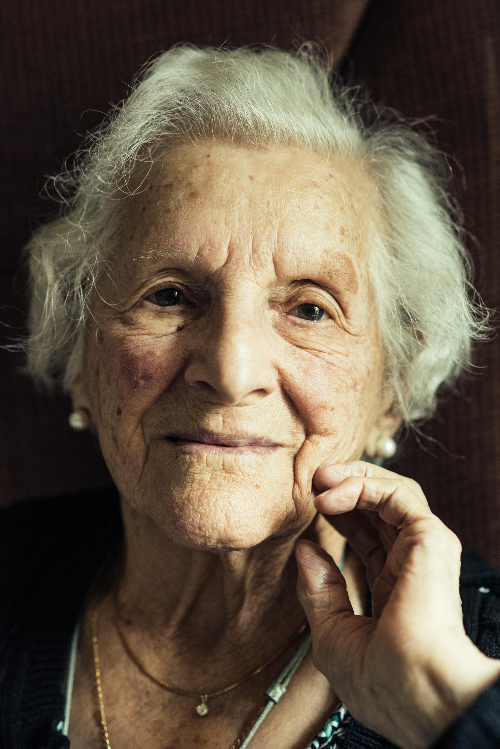 Caroline, 103 yrs.