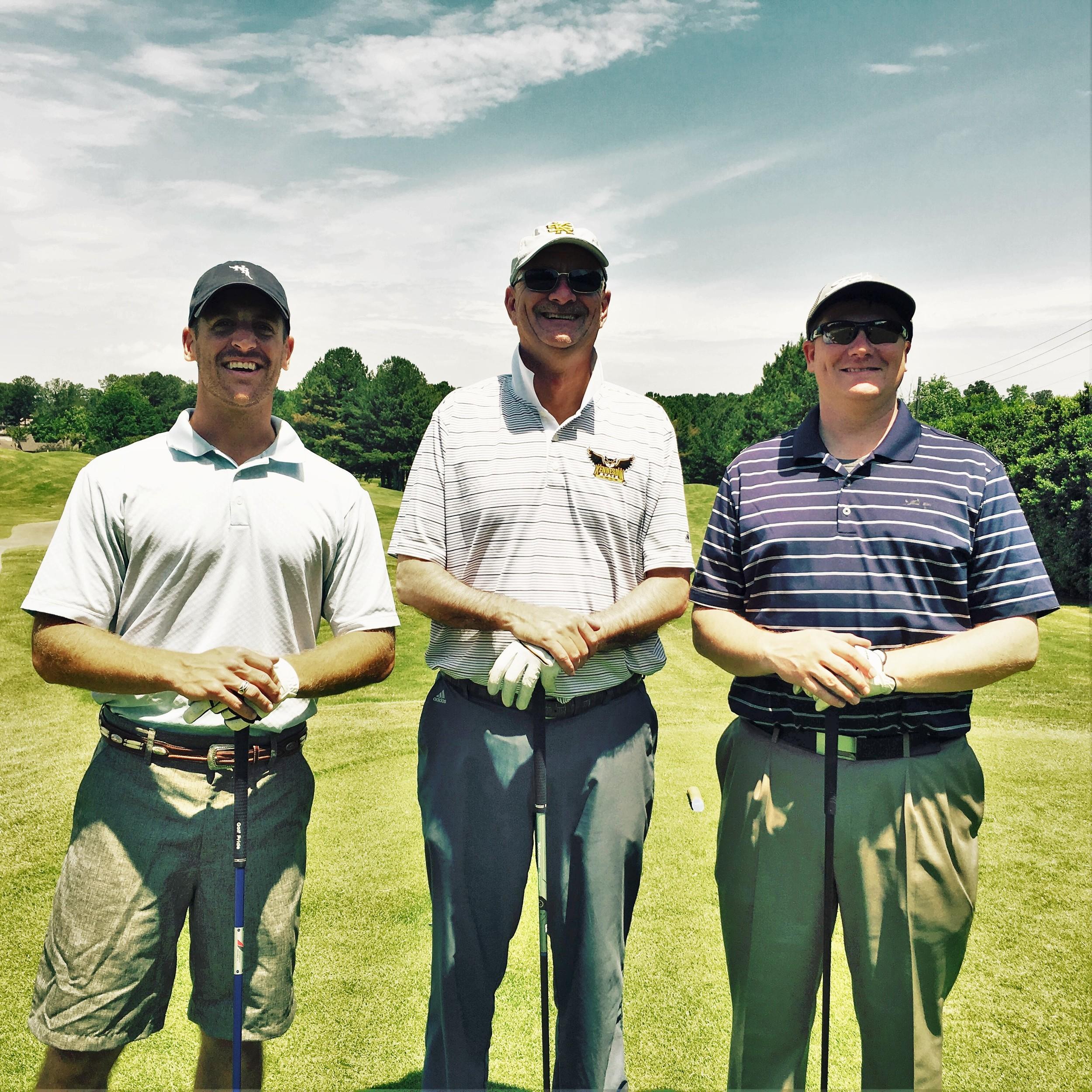 George, Scott & Anthony