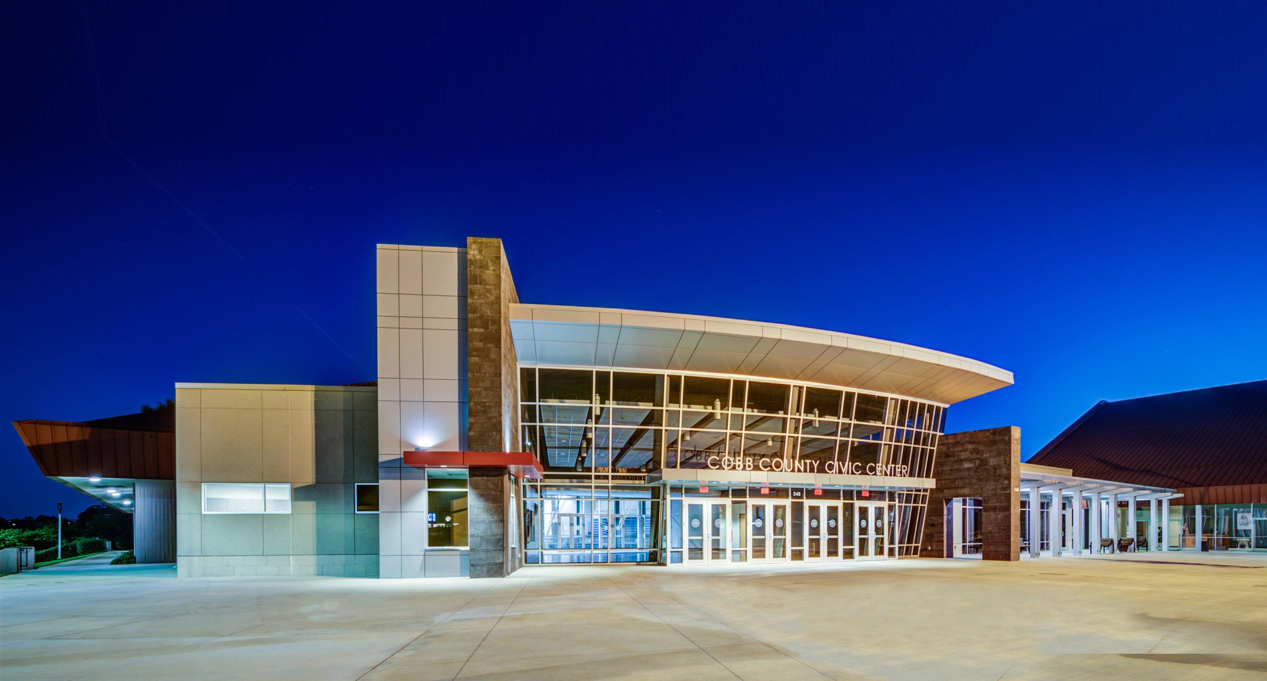 Cobb Civic Center - Exterior_6650 (06-08-2016).jpg
