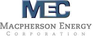 Macpherson Energy Corporation