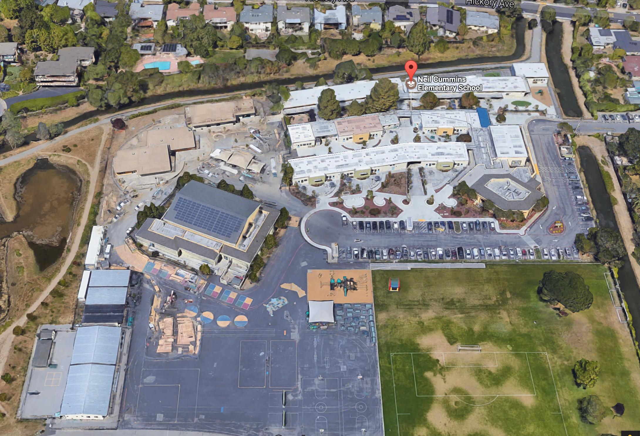 Neil Cummins Elementary School Rooftop Solar PV