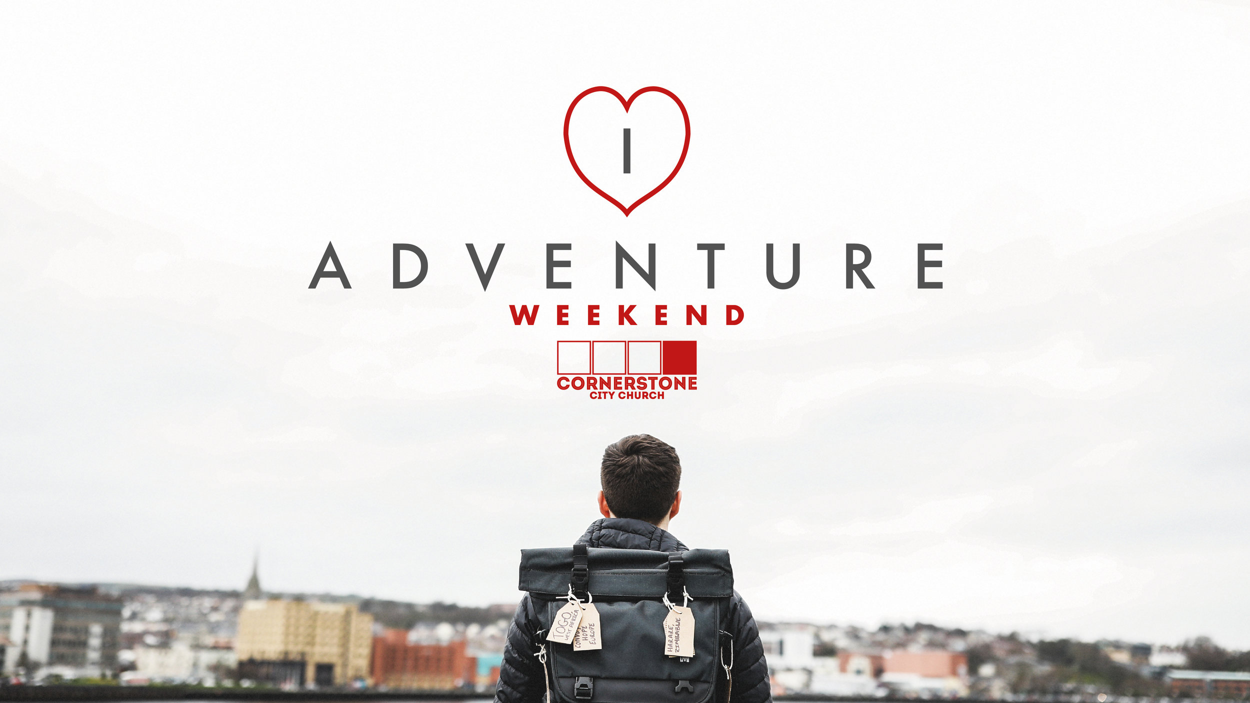 We ended our 'I Heart Adventure' weekend this morning by hearing from 5 different missionaries. It's been amazing having these guys with us this. Check out what God is doing in their lives below.