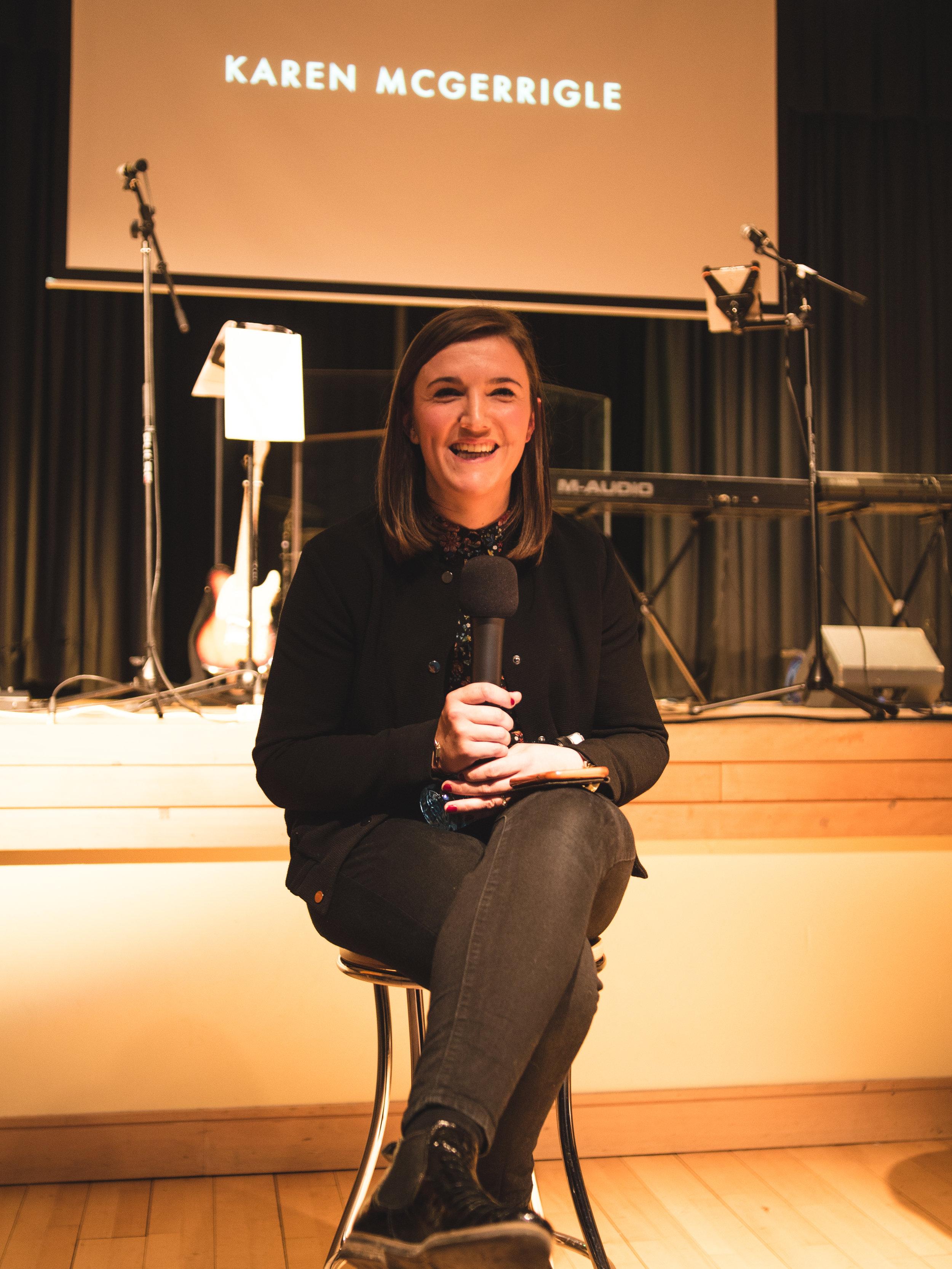 Karen McGerrigle