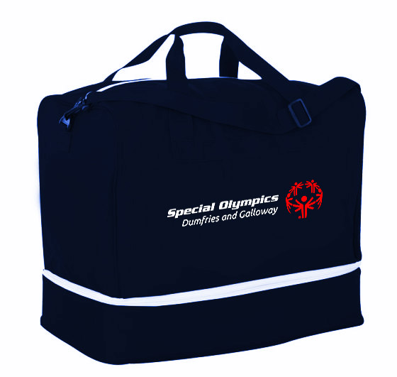 Special Olympics Dumfries & Galloway Medium Holdall.jpg