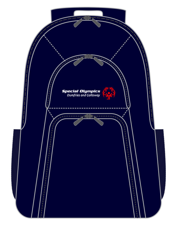 Special Olympics Dumfries & Galloway Back Pack.jpg