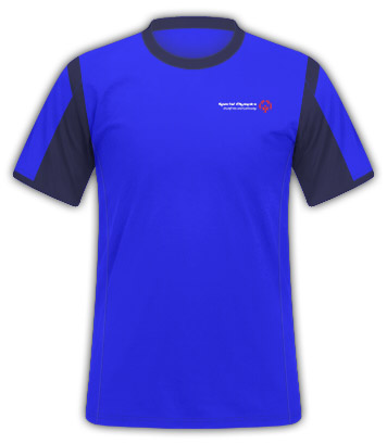 Special Olympics Dumfries & Galloway Royal T-Shirt.jpg