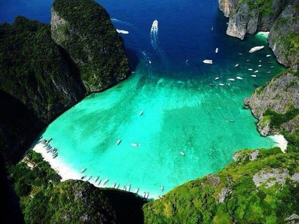 A Night On Maya Bay Pports And