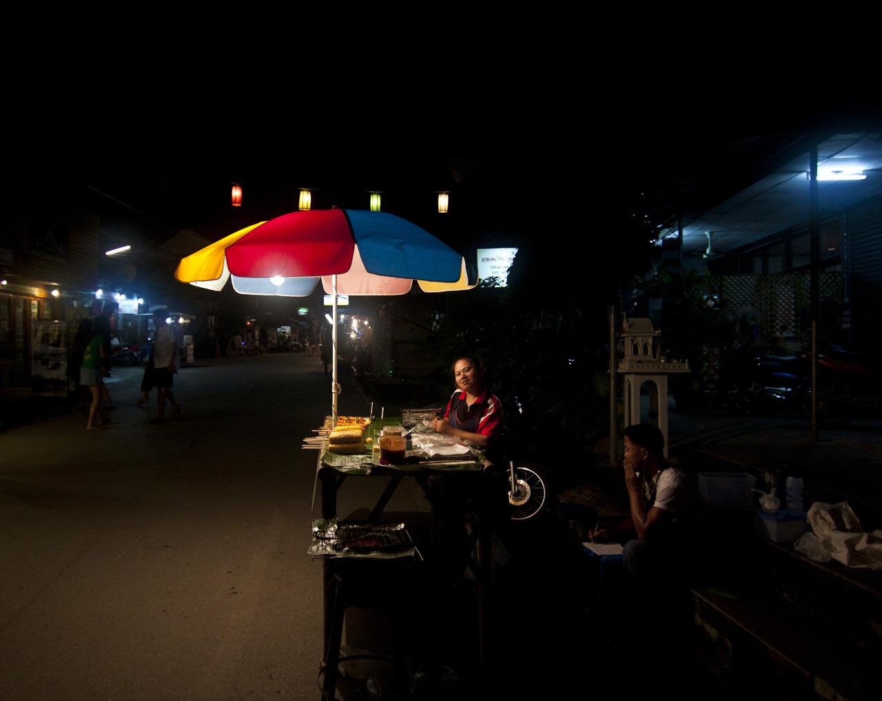 Street food, Pai