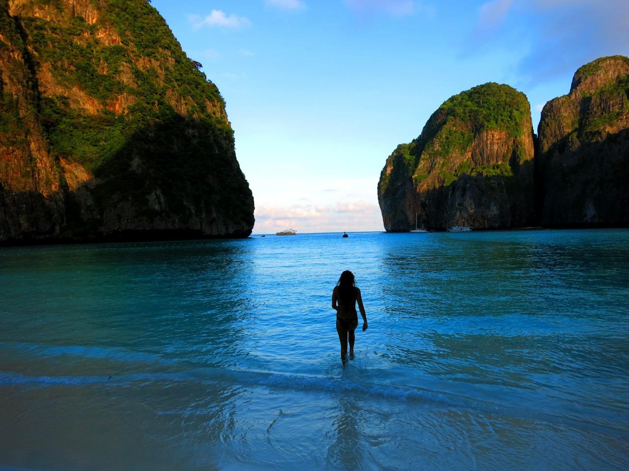 Maya Bay, Koh Phi Phi Leh