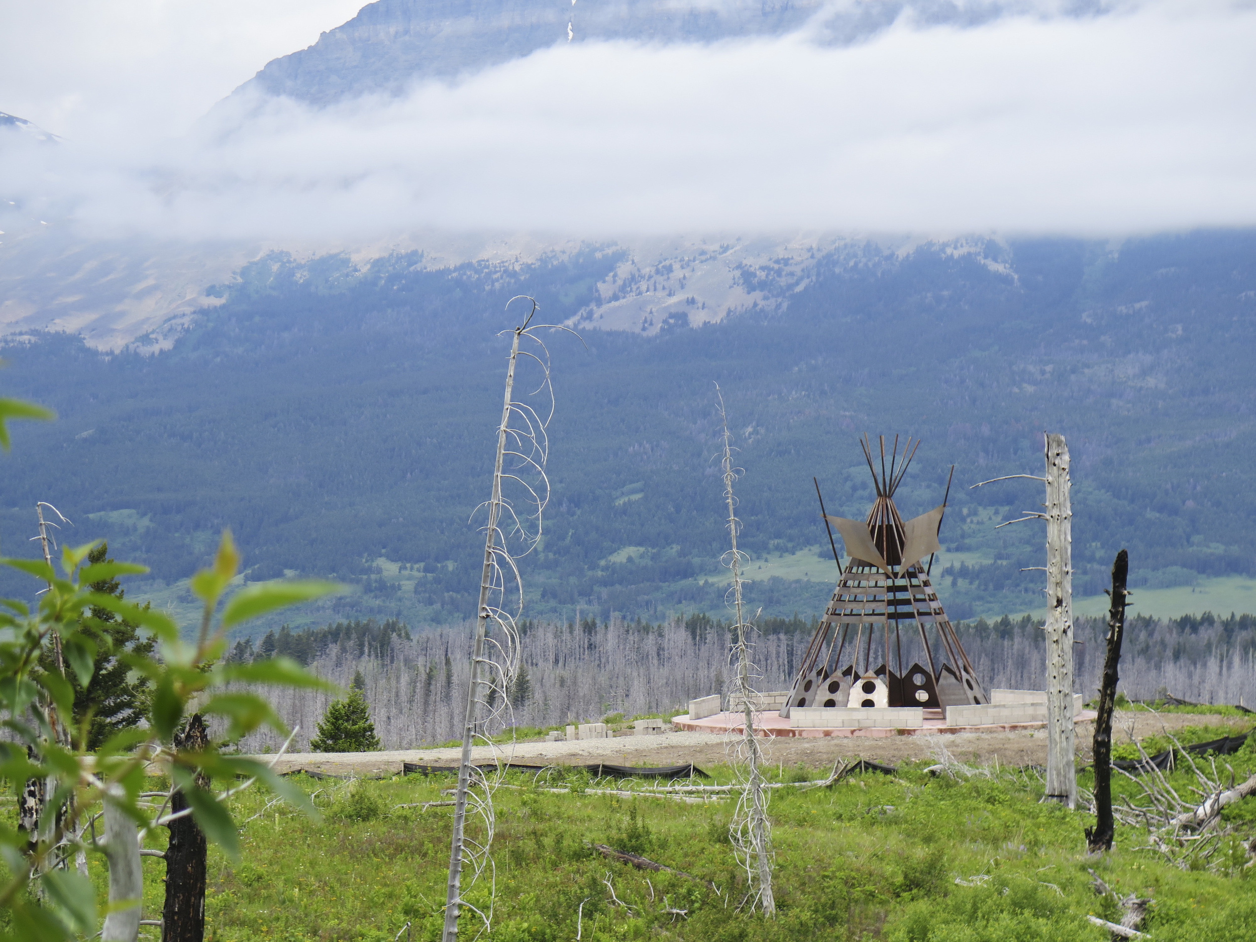 Blackfoot territory