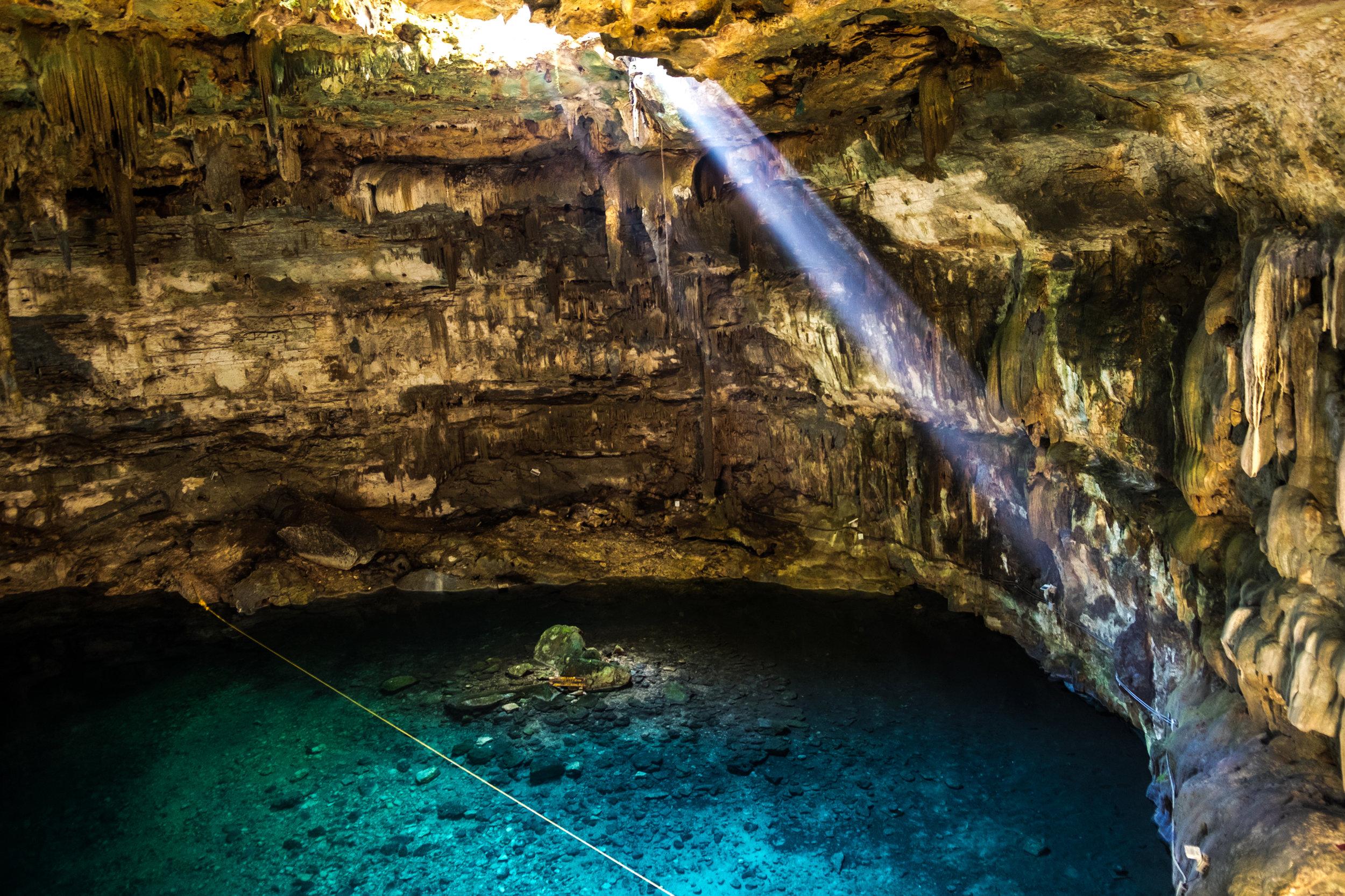 Cenote Samula
