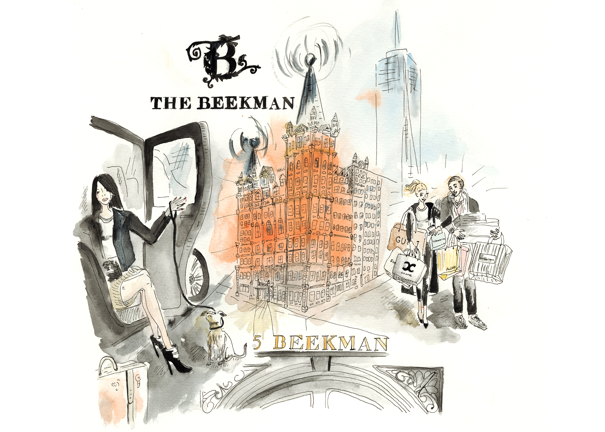 The New Beekman Today