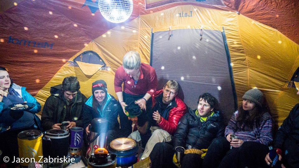 Yukon Trading | Marmot | Mt. Rainier Winter Campout