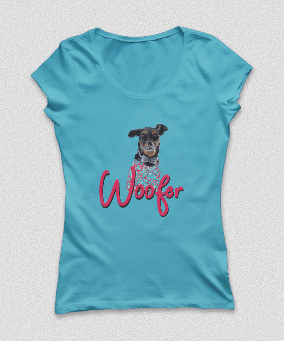 Pet Brand Apparel Shirt Design