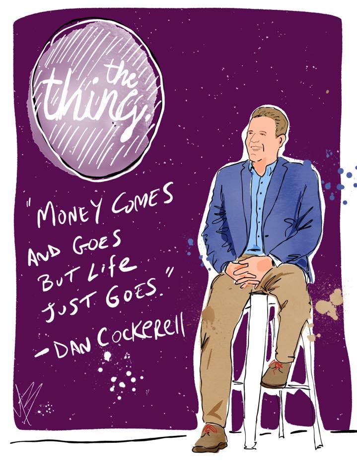 Dan Cockerell.