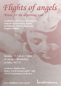 Flights of angels concert image