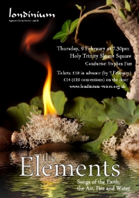 the elements concert image