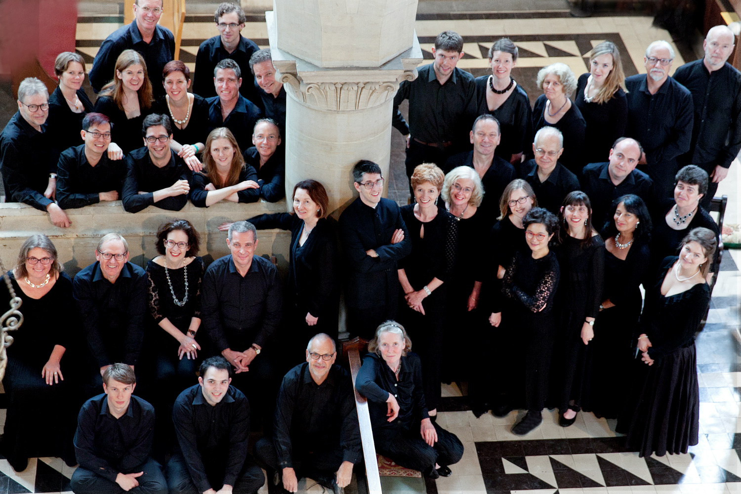 """Impressive accomplishment and no mean flair""Gramophone - Directed by Andrew Griffiths, Londinium is one of London's most versatile chamber choirs."