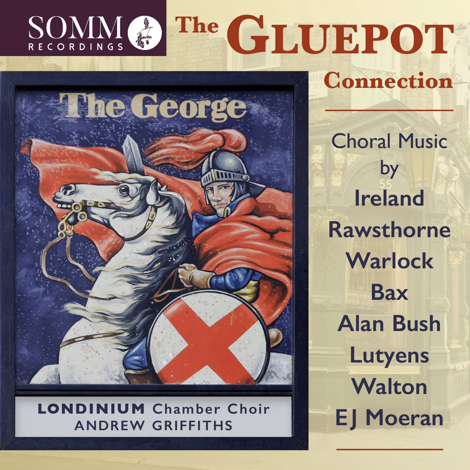 The Gluepot Connection - SOMM Recordings, 2018