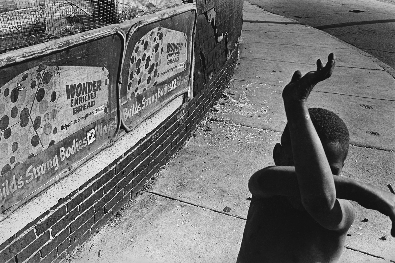 Wonder Bread  Dorchester, MA.  1975
