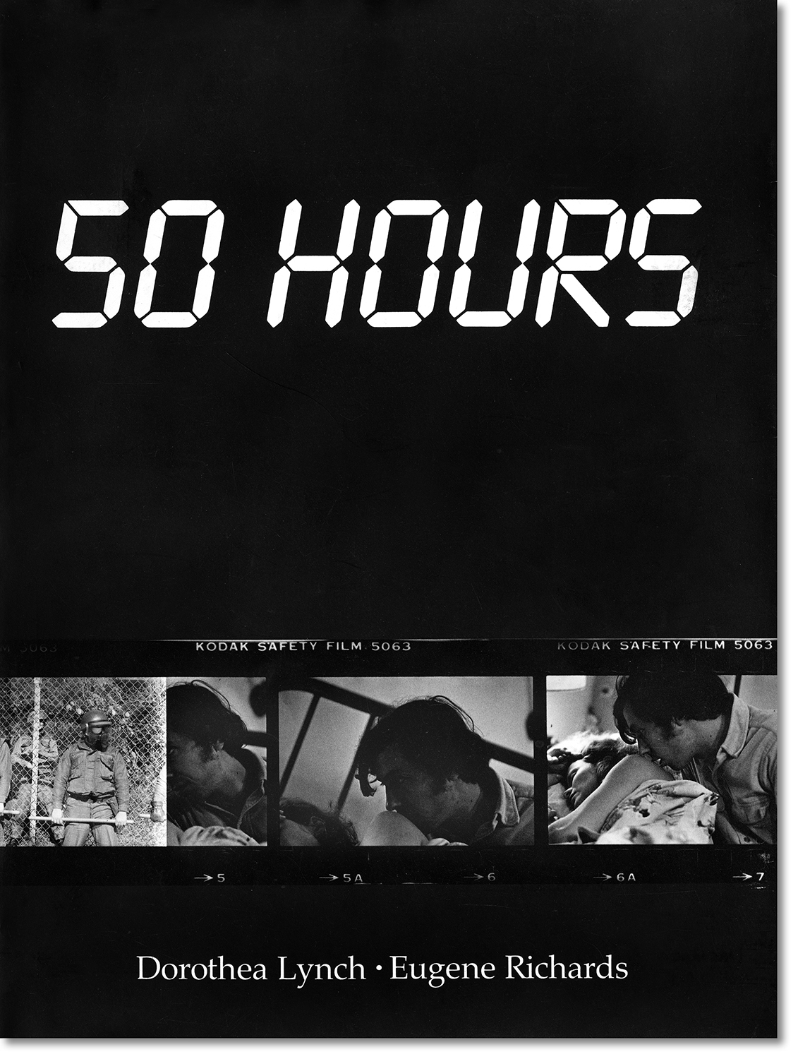 50 Hours   is a seemingly incongruouscollision of worlds: a violentanti-nuclear demonstration and the birth of a baby.  Many Voices Press, 1983