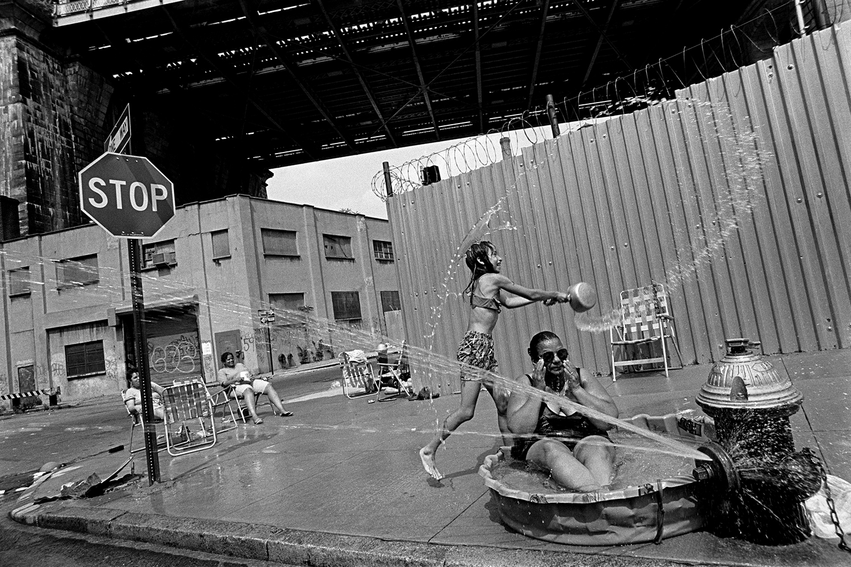 Grandmother  Brooklyn, NY. 1993