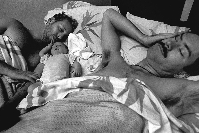 Gay parents  Tucson, AZ, 1991
