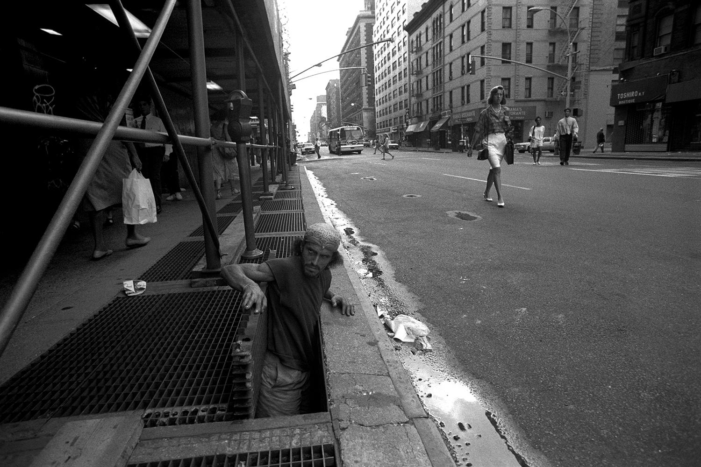 Tom  New York, NY. 1988