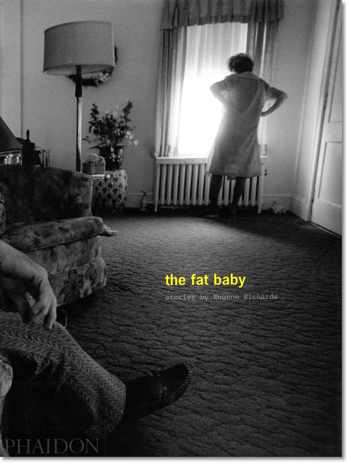 The Fat Baby   is a collection of boldly narrative stories that bear witness to the dramas of real life, while commenting on the times in which we live.  Phaidon, 2004