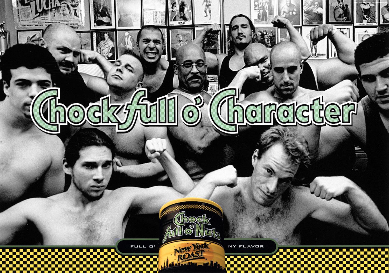 Chock full o'Nuts New York Roast Campaign  BBDO, Chicago 2003