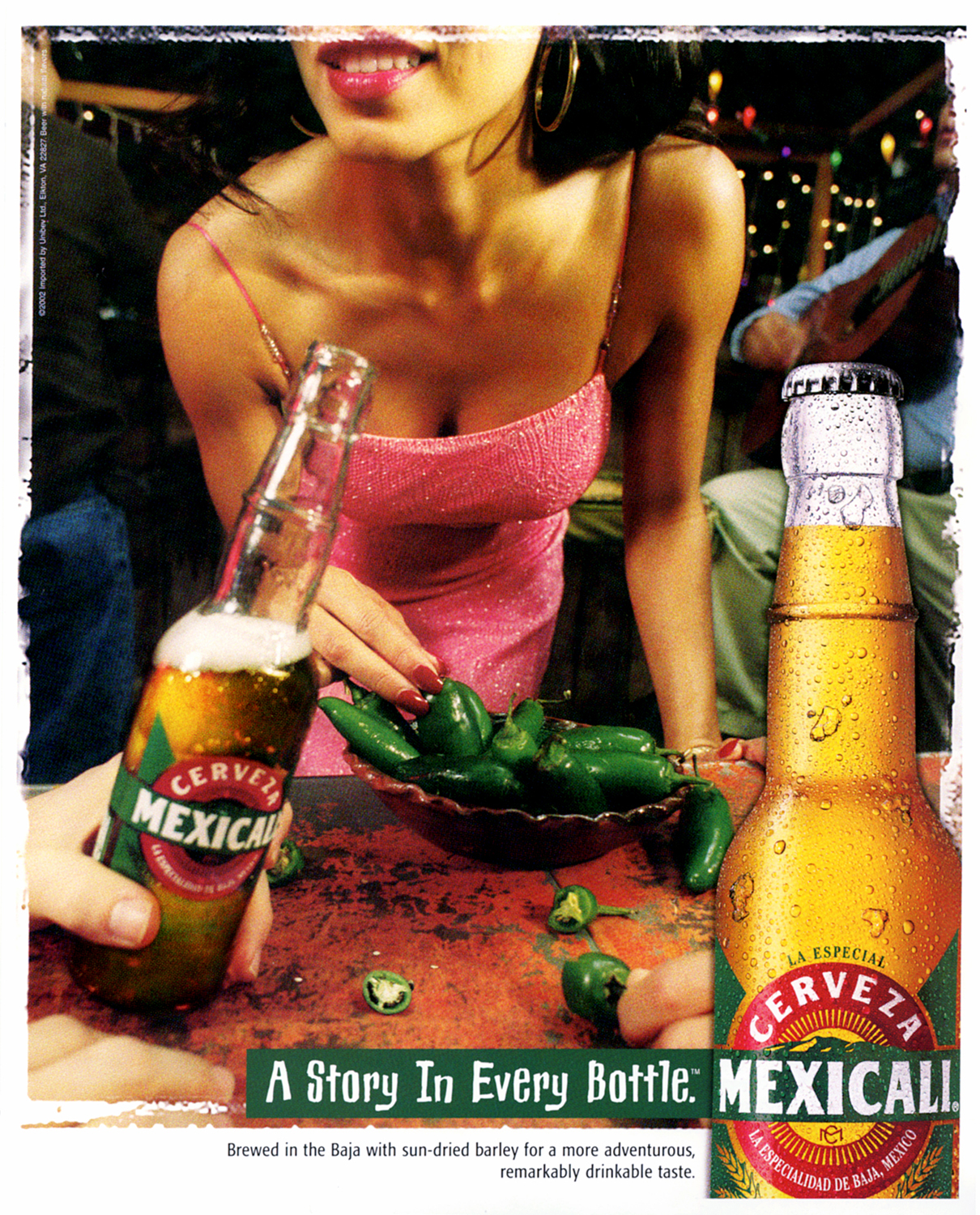 Coors Mexicali Beer Campaign  FCB, Chicago 2002