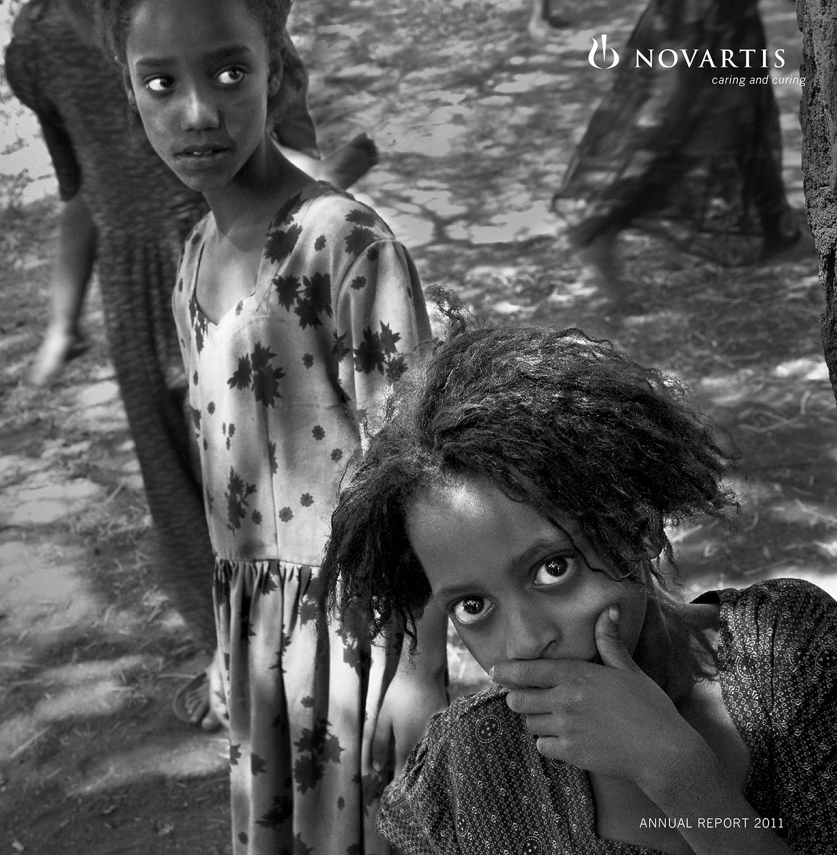 Novartis  Annual Report 2011