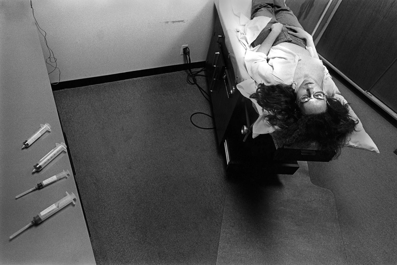 Chemotherapy  Boston Hospital for Women, Boston, MA. 1979