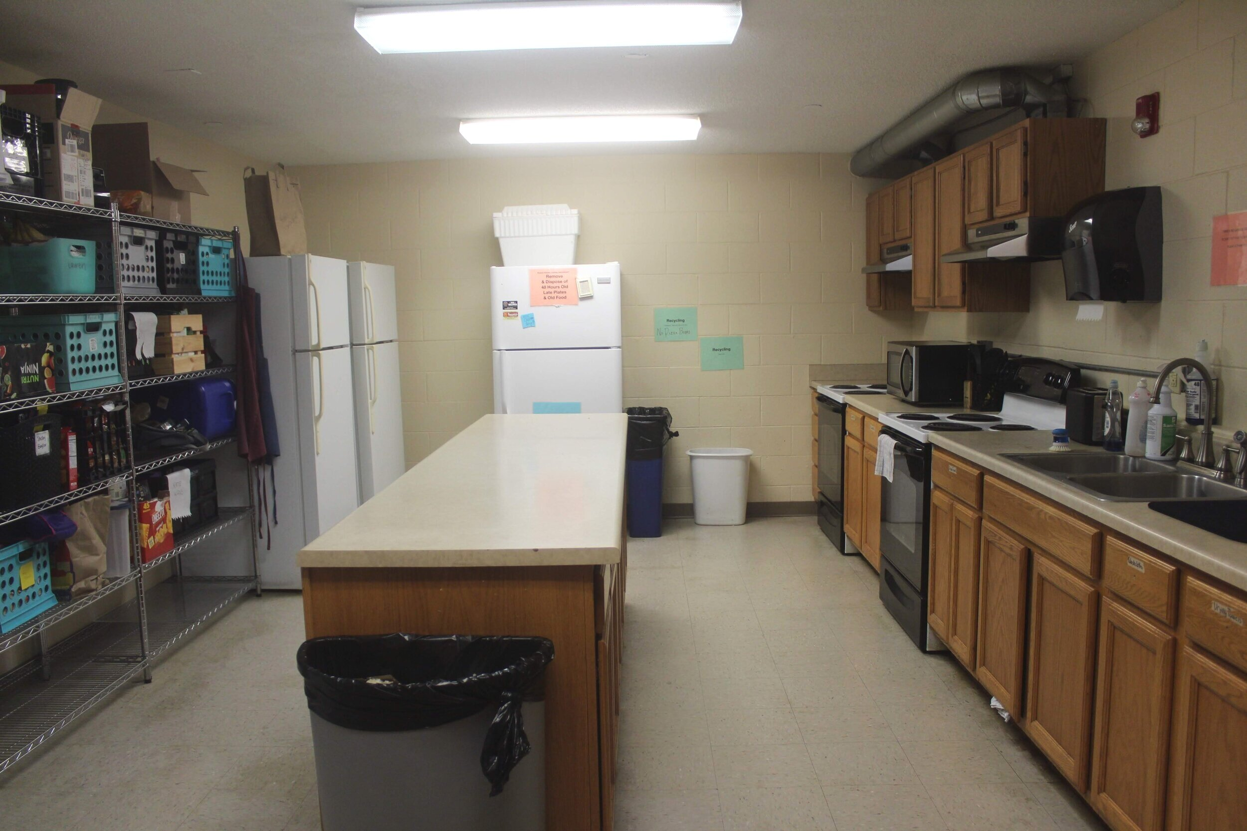 Student Kitchen