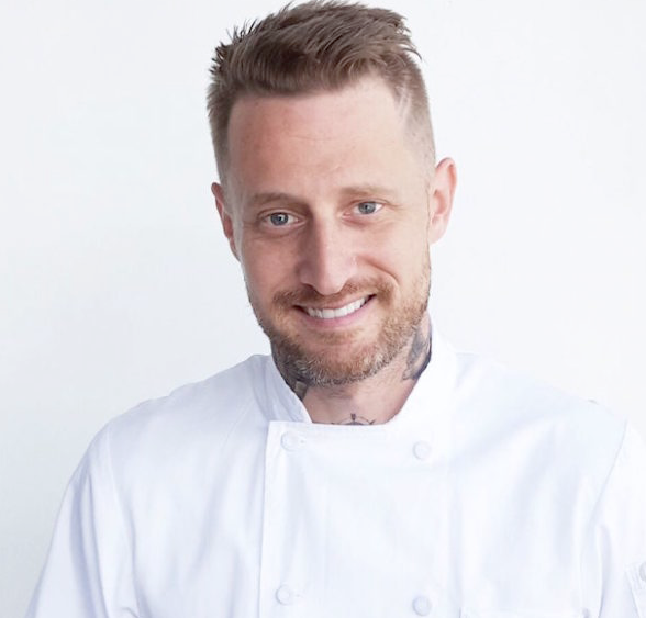 Michael Voltaggio - CHEFChef Michael Voltaggio is primarily known for modernist techniques, however, he stresses that he is just cooking. He has a vast repertoire that melds strict, classic French technique with progressive and innovative applications allowing for precision and creativity. Ingredients drive his culinary ambitions; he strives to elevate the best ingredients to create a multi-sensory experience where taste is paramount.Voltaggio may best be known for his win on Bravo TV's Emmy award-winning season of Top Chef. He has since made many returns to television with guest appearances on shows such as Fox's Master Chef and Hell's Kitchen, and a holiday special with his brother for cooking channel's voltaggios take on thanksgiving. he also has a handful of cameos on scripted shows – abc family's young and hungry, abc's suburgatory and tv land's the exes. he even has a film credit in sony screen gem's 2014 remake of about last night. most recently, he was back on the small screen with a highly acclaimed and sometimes controversial series for travel channel called breaking borders, which aired in 2015