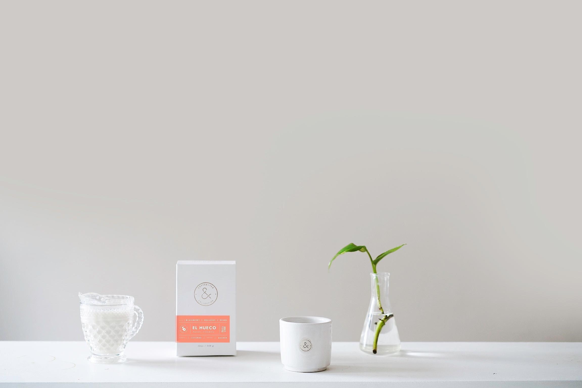 San Diego Packaging Design Coffee Box