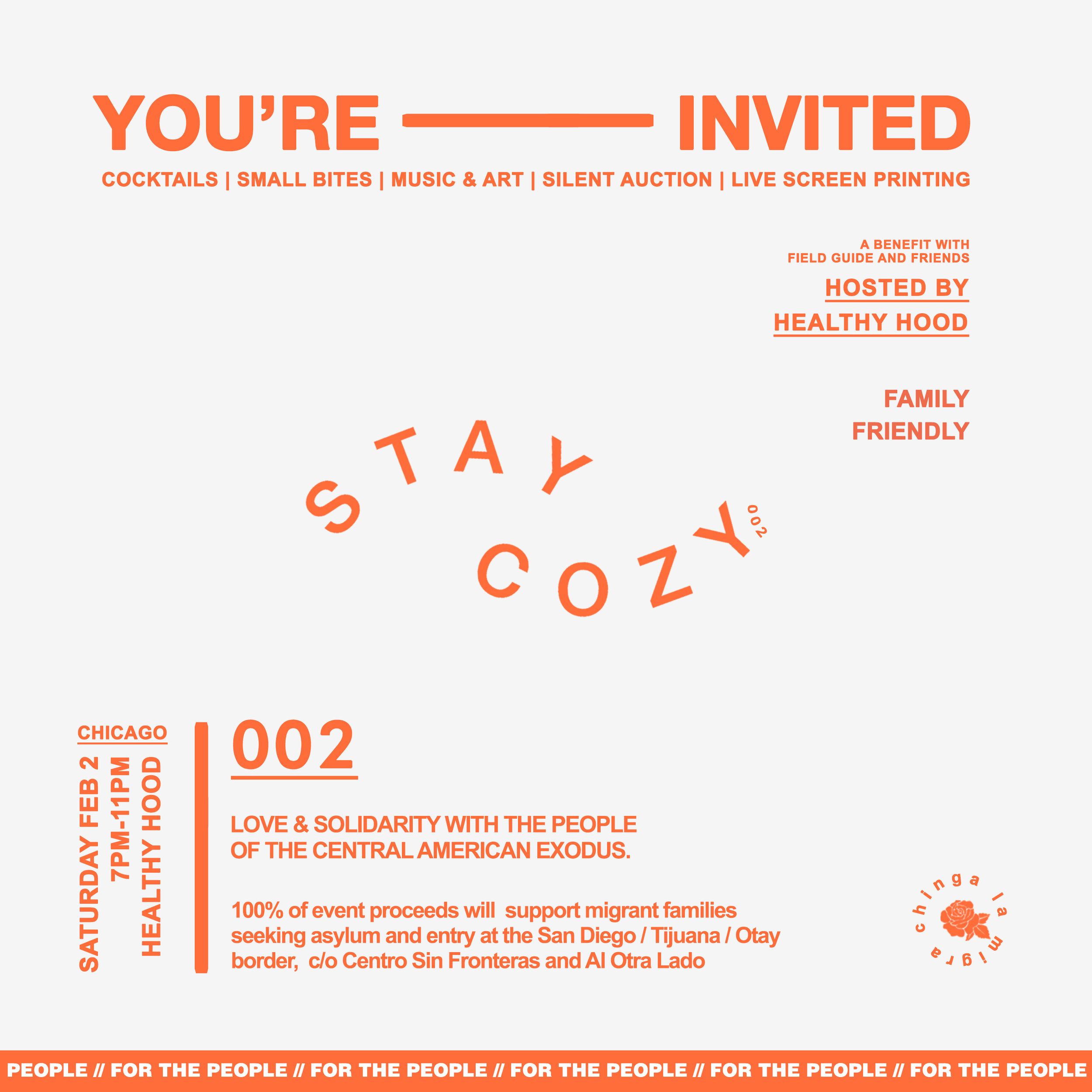 Stay Cozy 1X1 Chicago Charity Benefit Migrant Healthy Hood Field Guide.jpg
