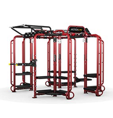 Commercial Strength Cage Rig Hoist Motion Cage