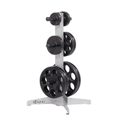 Free Weights Hoist Weight Tree Plate Storage